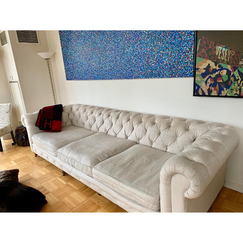 Restoration Hardware Kensington Luxe Edition Large Sofa - image-2