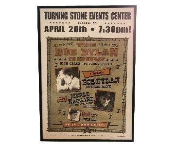 Bob Dylan 2005 Poster