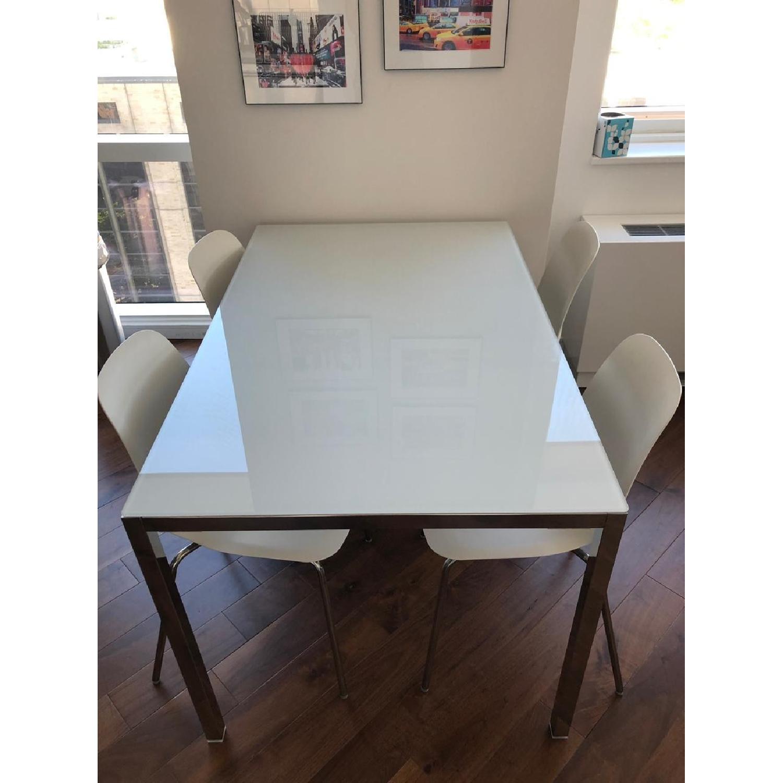 Ikea Torsby Dining Table W 4 Chairs Aptdeco
