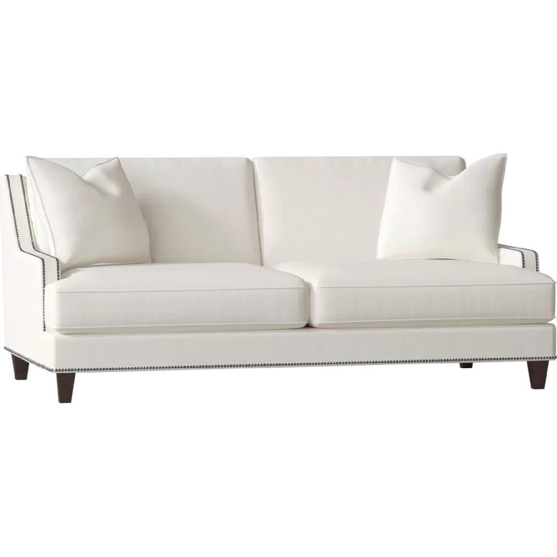 Safavieh Larson Nailhead Trim Sofa