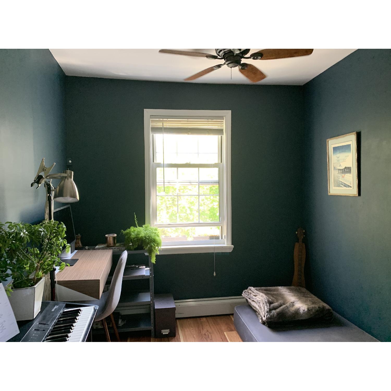 Orange22 Modern Hideaway Wall Desk - image-3
