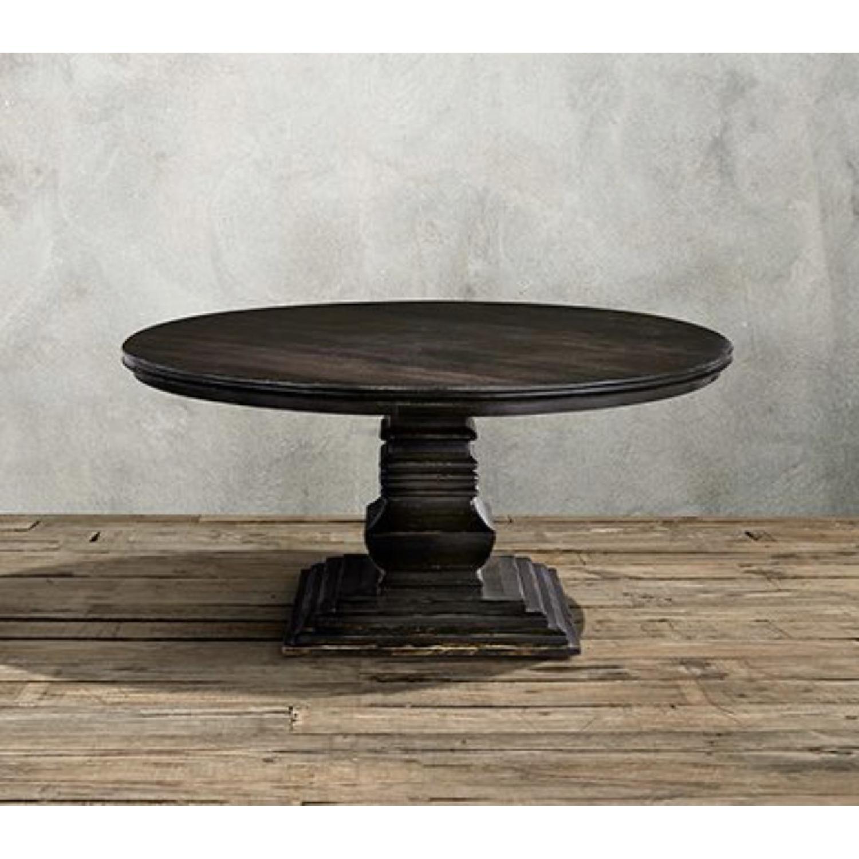 Arhaus Mateo Round Dining Table - image-1