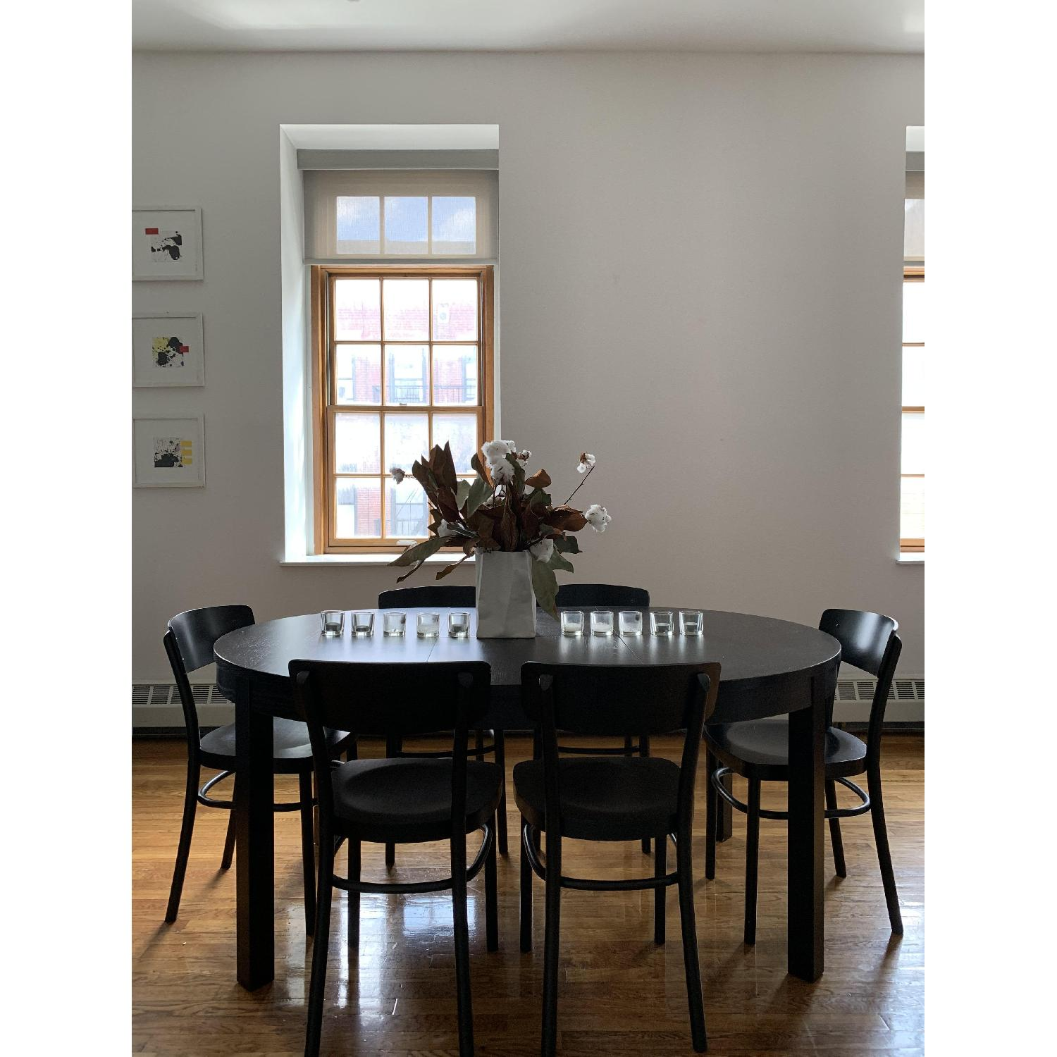 Ikea Bjursta & Idolf 7-Piece Dining Set - image-3