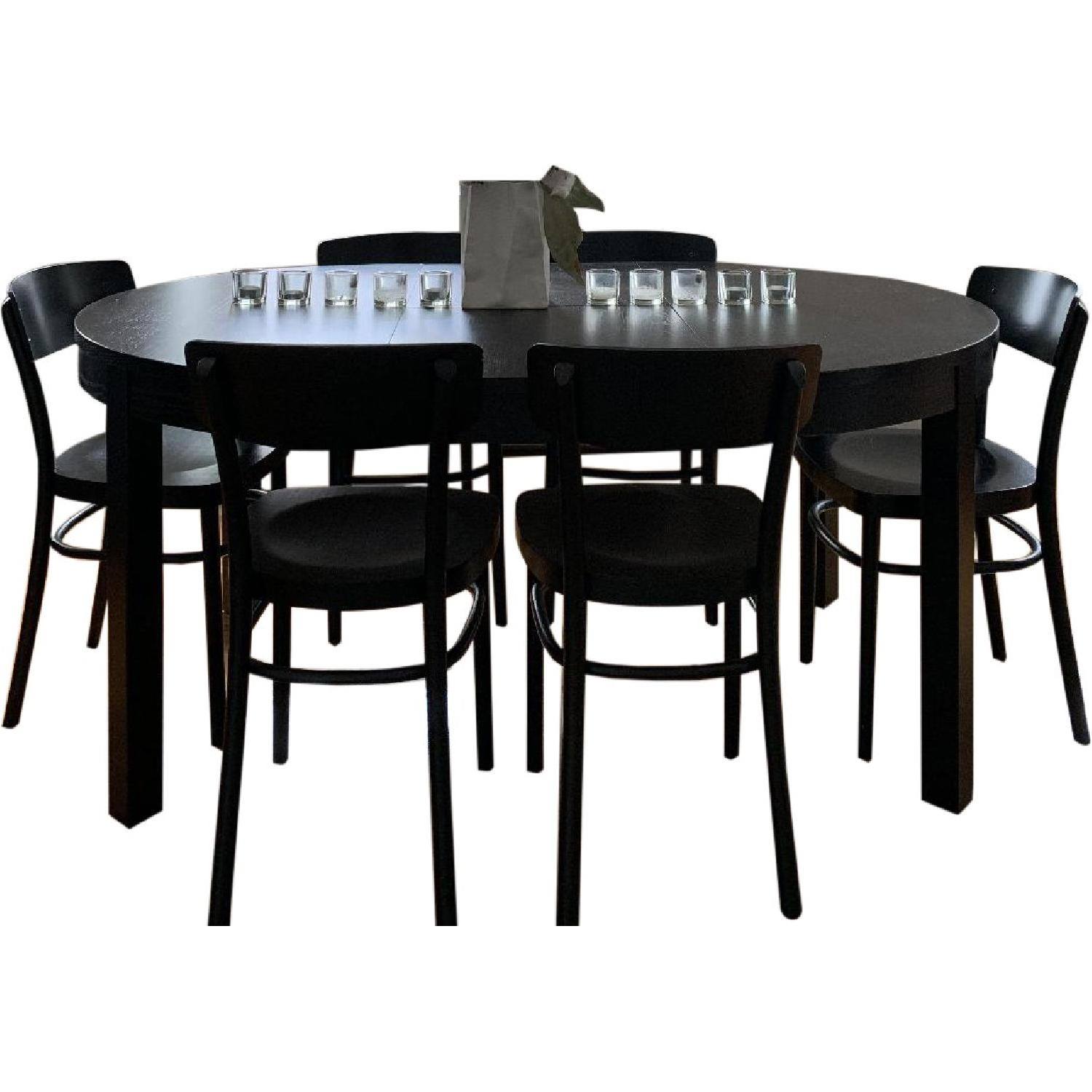 Ikea Bjursta & Idolf 7-Piece Dining Set - image-4