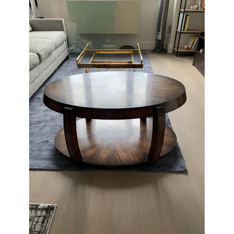 Custom Wood Coffee Table - image-2
