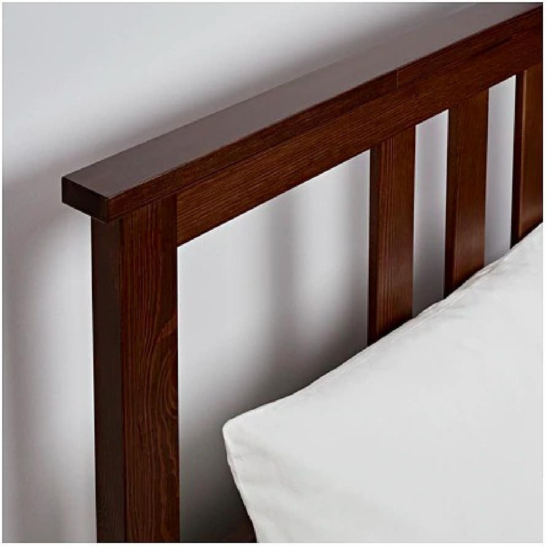Ikea Hemnes Queen Bed Frame - image-3