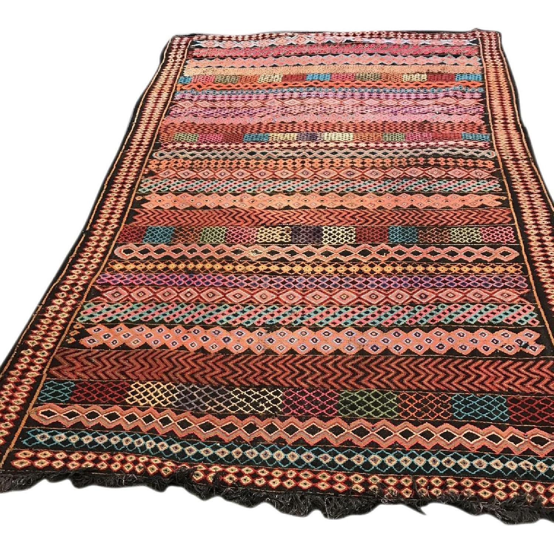 ABC Carpet and Home Kilim Area Rug - image-0