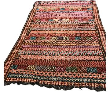 ABC Carpet and Home Kilim Area Rug