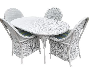 Lloyd Flanders Outdoor/Patio 6-Piece Dining Set