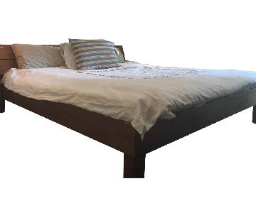 Custom-Made Swiss King-Sized Bed