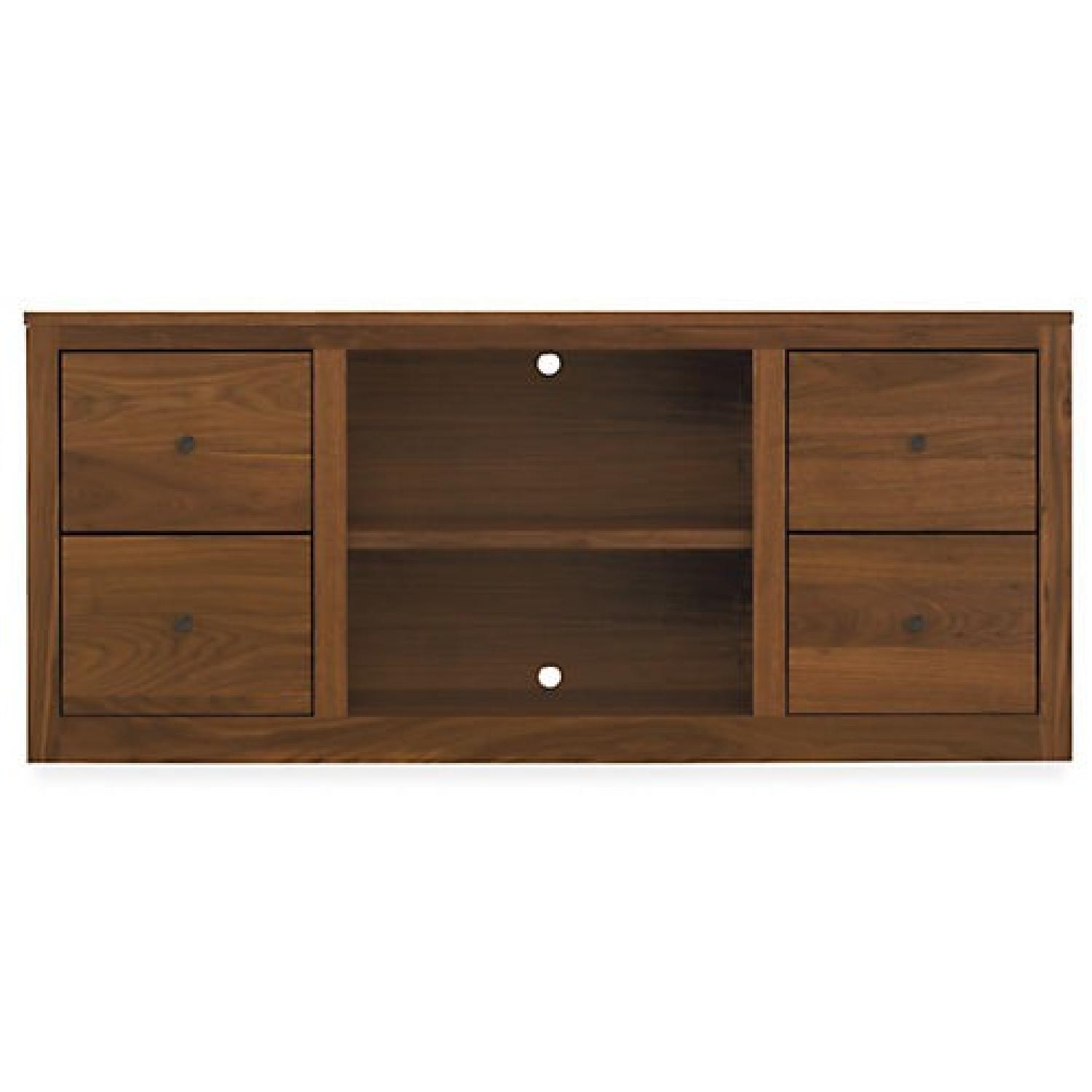 Room & Board Woodwind Media Cabinet in Walnut - image-4