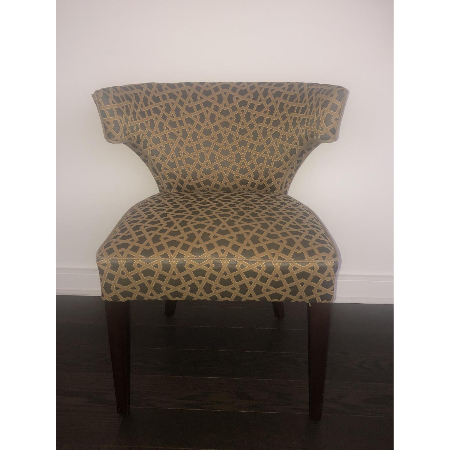 Thomas O'Brien Custom Made Accent Chairs - image-1