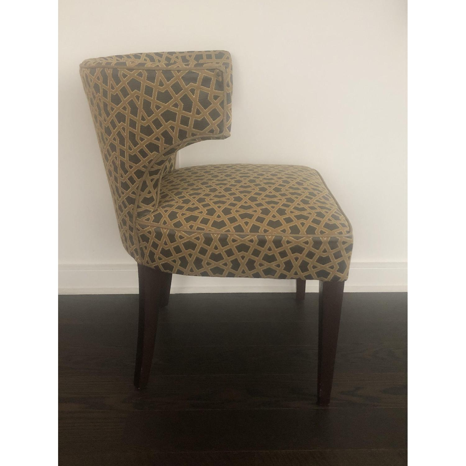 Thomas O'Brien Custom Made Accent Chairs - image-2