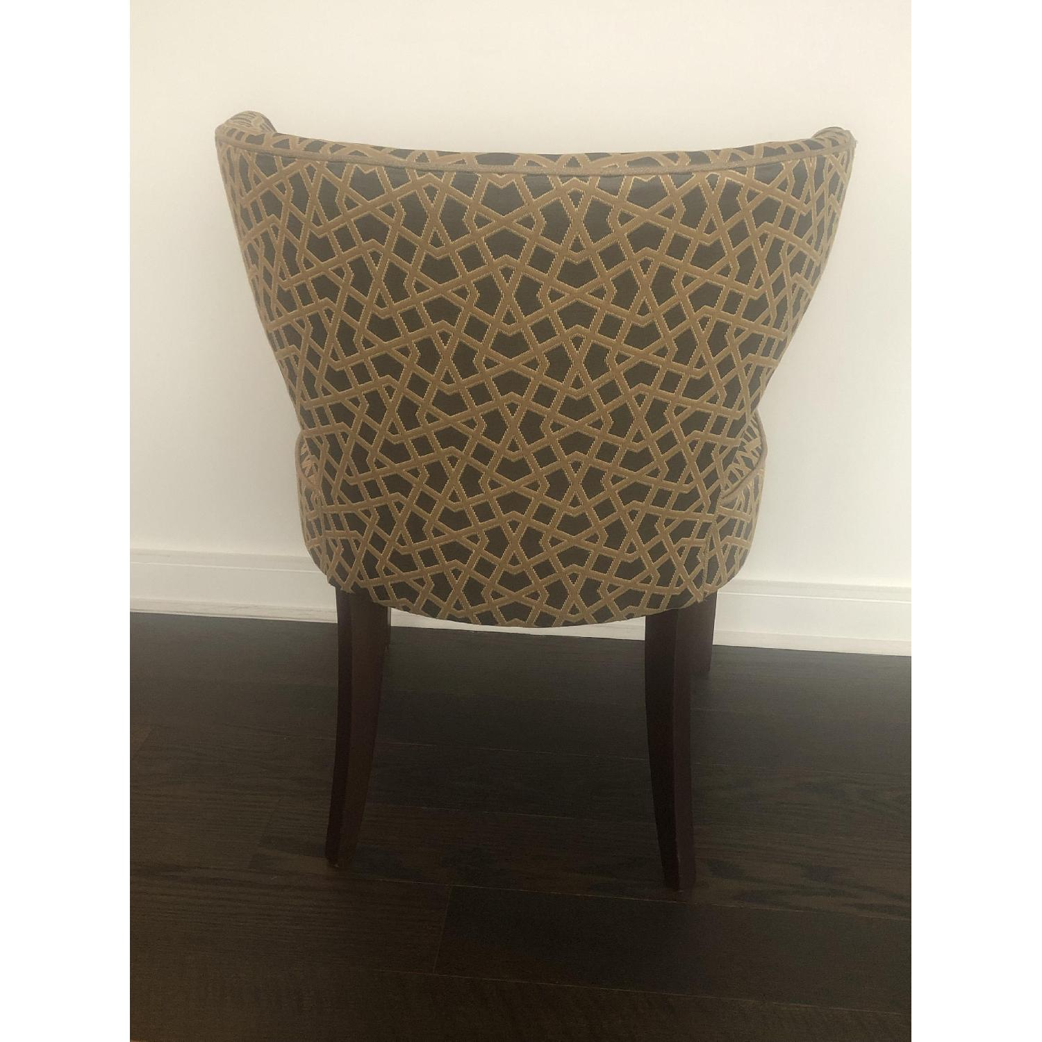Thomas O'Brien Custom Made Accent Chairs - image-3