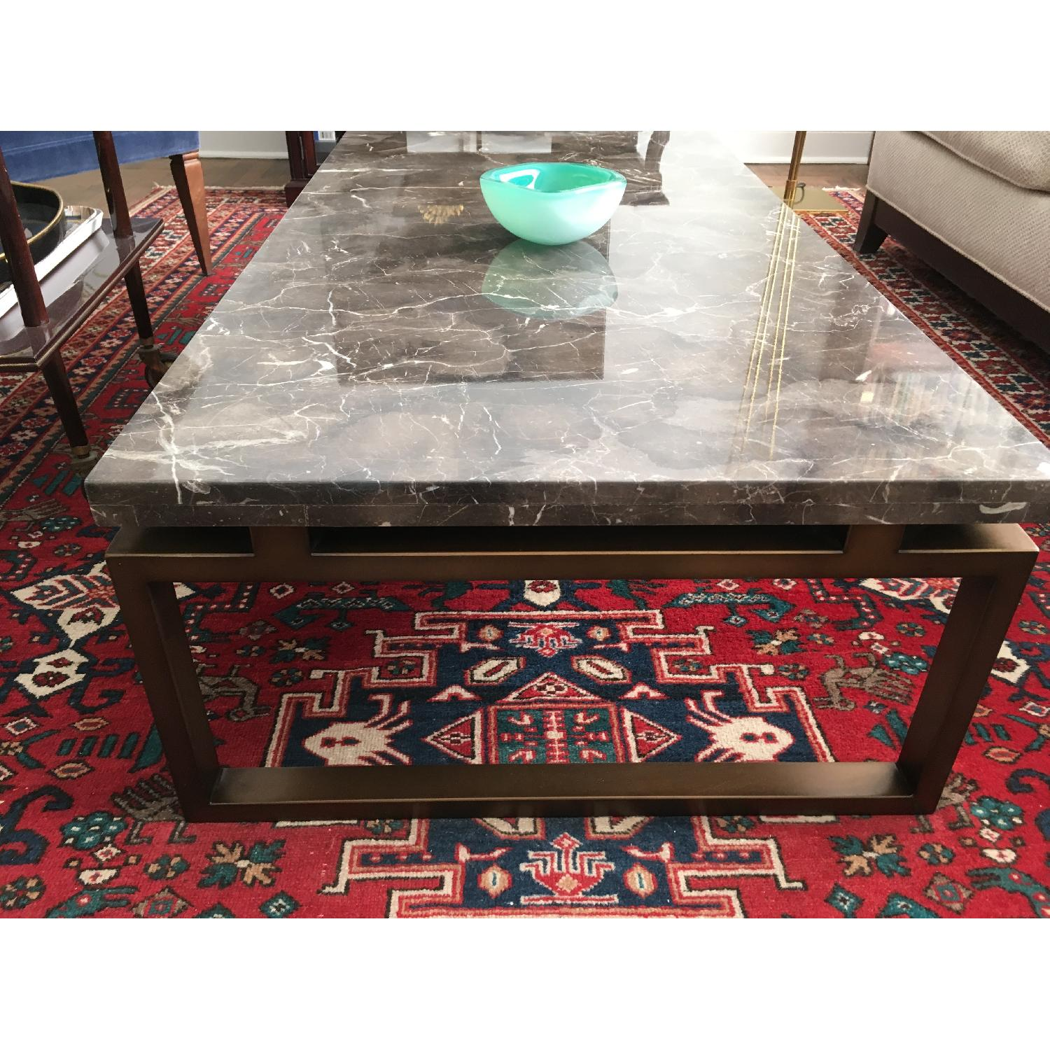 Safavieh Marble Top Cocktail Table - image-3