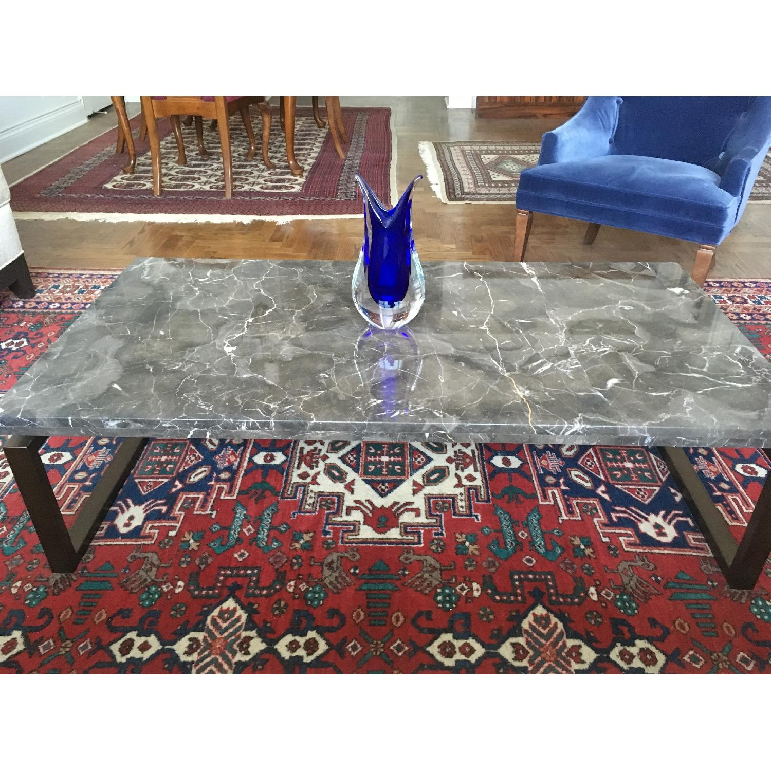 Safavieh Marble Top Cocktail Table - image-4