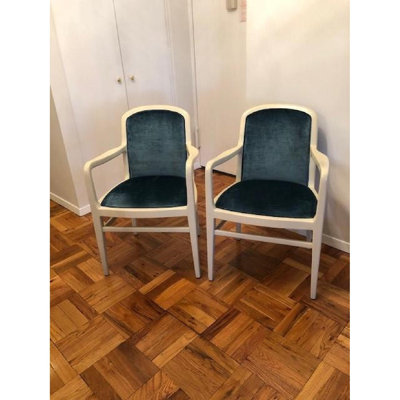Jack Lenor Larsen Dining Chairs - image-2