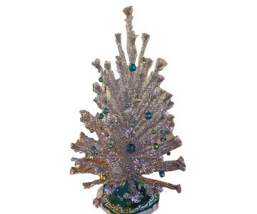 Vintage Evergleam Christmas Tree