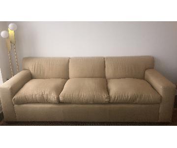Jonas Upholsterer Custom Modern Sofa