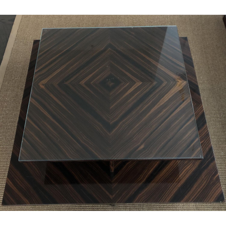 Custom Two-Tier Coffee Table - image-1