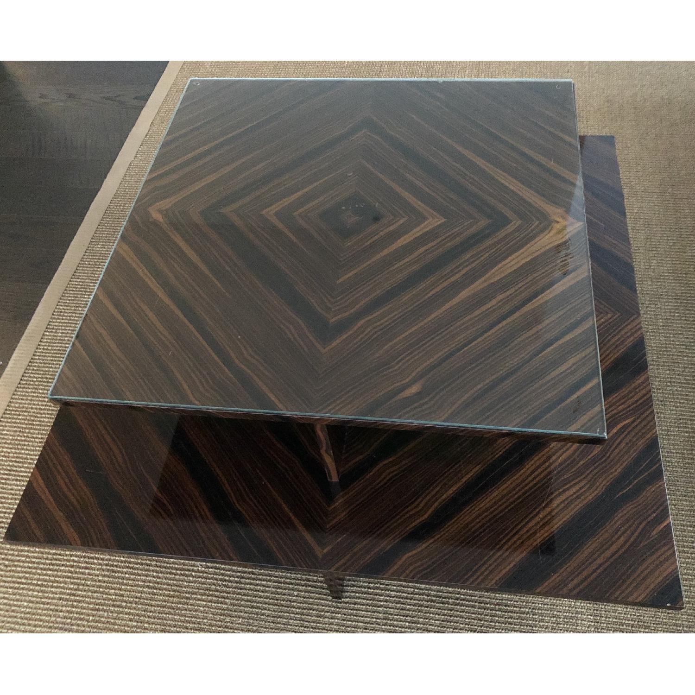 Custom Two-Tier Coffee Table - image-7