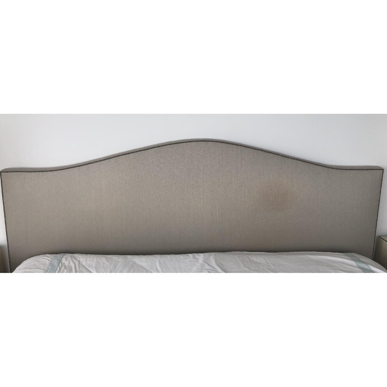 Jonas Upholstered King Size Headboard - image-0
