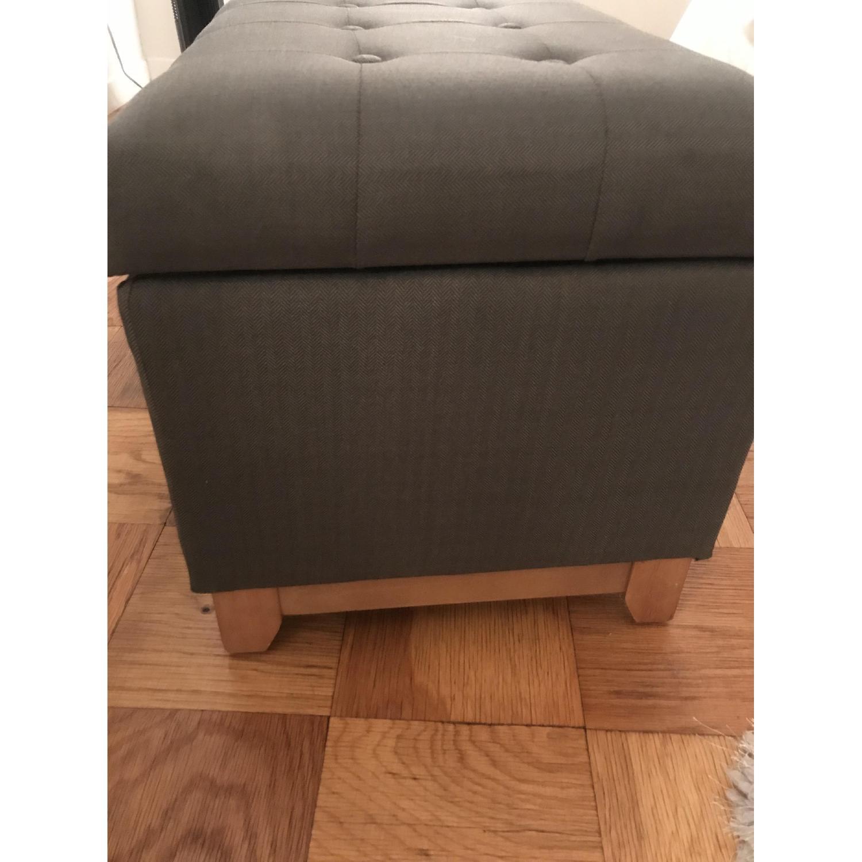 Grey Storage Ottoman-6