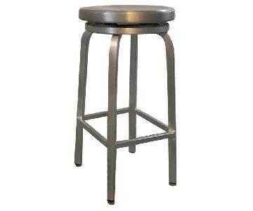 Ikea Stainless Steel Bar Stool