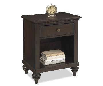 Home Styles Furniture Bermuda Espresso Nightstand