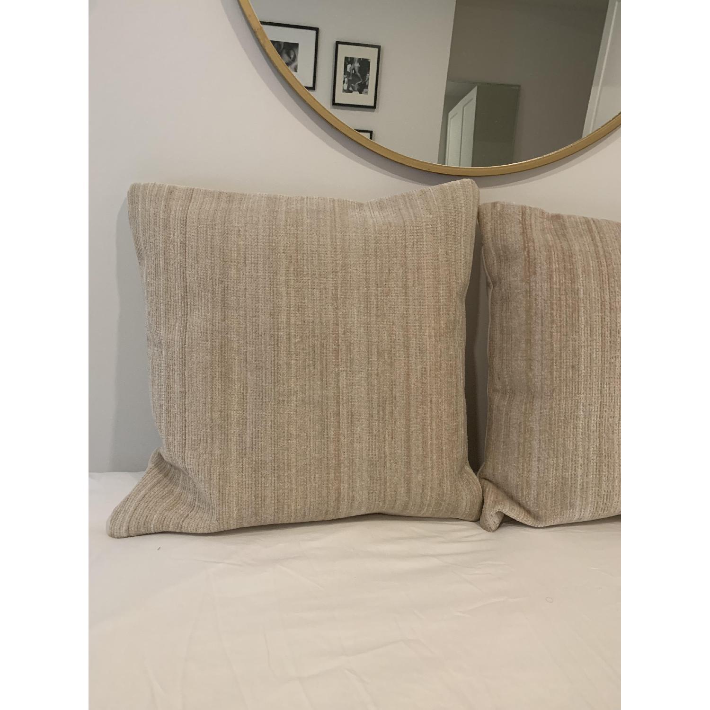 Surya Natural Woven Pillows - image-1