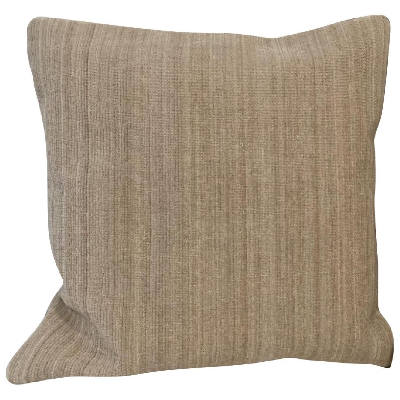 Surya Natural Woven Pillows - image-0