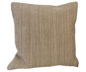 Surya Natural Woven Pillows