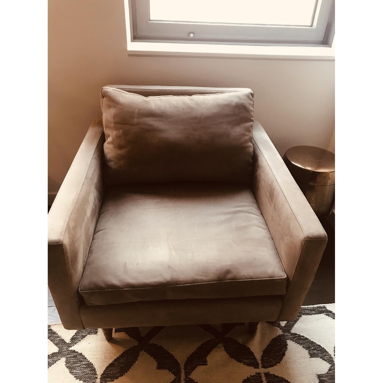Room & Board Jasper Chair in Otter - image-1
