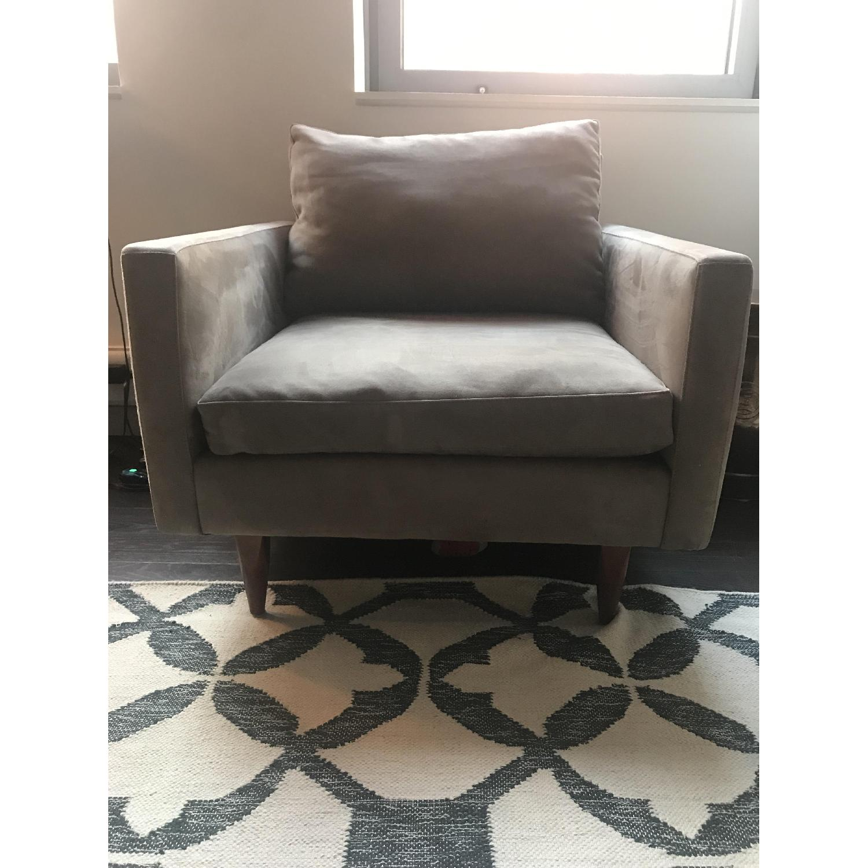 Room & Board Jasper Chair in Otter - image-2