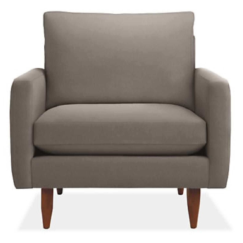 Room & Board Jasper Chair in Otter - image-0