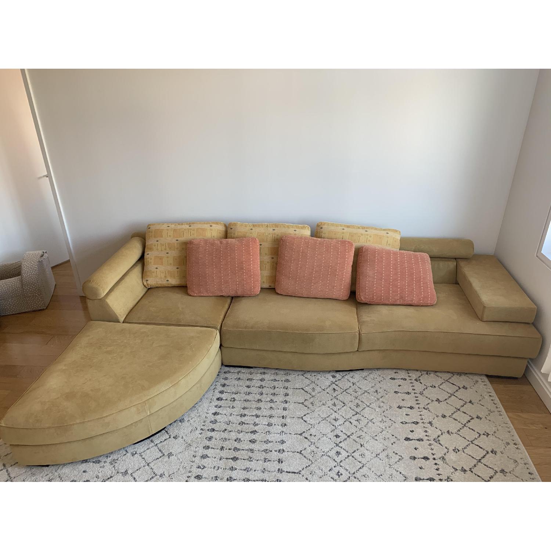 Roche Bobois 3-Piece Sectional Sofa - image-1