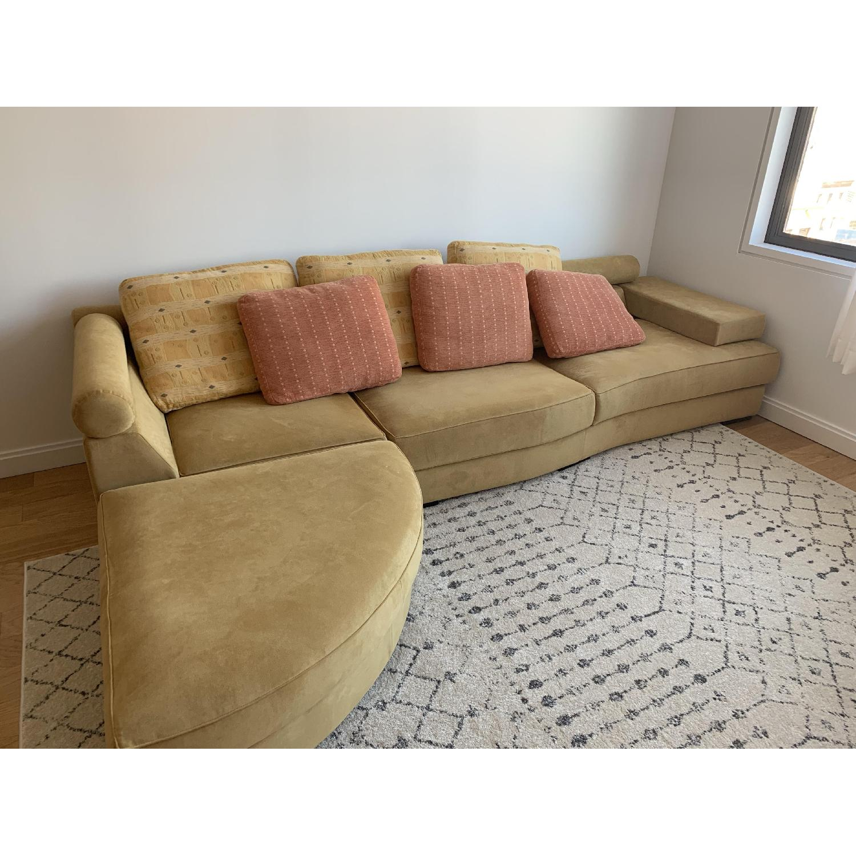 Roche Bobois 3-Piece Sectional Sofa - image-2