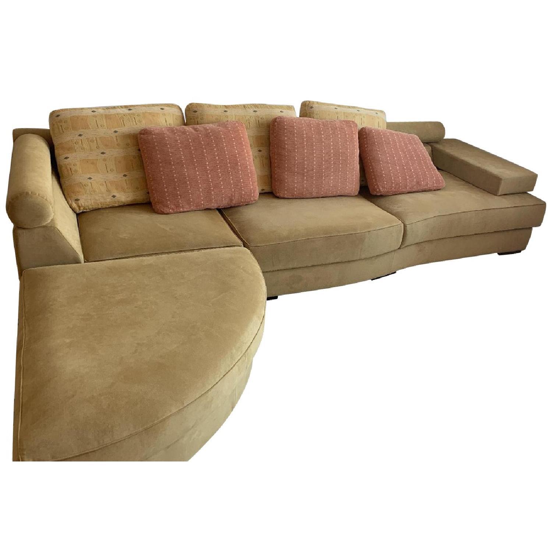 Roche Bobois 3-Piece Sectional Sofa - image-0