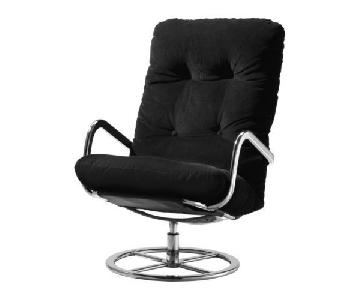Ikea Smedsta Swivel Chair