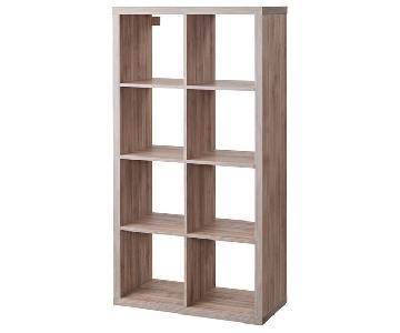 Ikea Kallax Cube Bookshelf