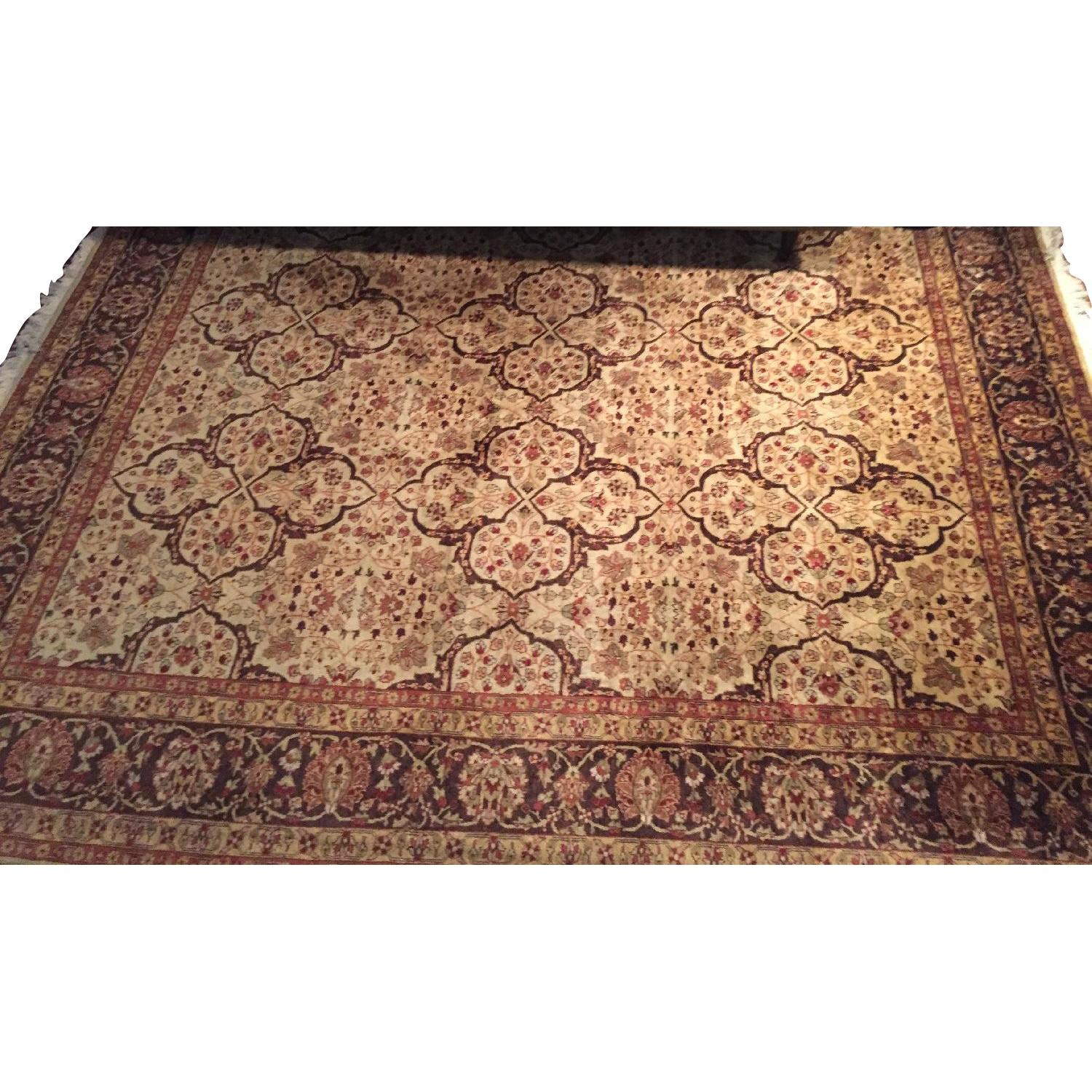 ABC Carpet and Home Tea-Stained Rug - image-0