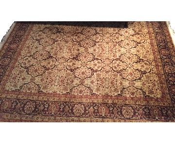 ABC Carpet and Home Tea-Stained Rug