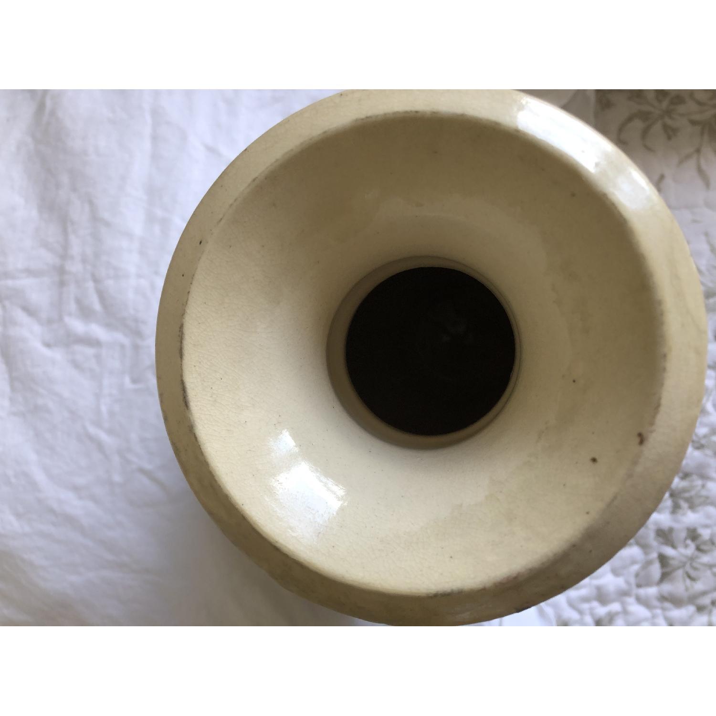 19th Century Chinese Vase w/ Battle Scene - image-3