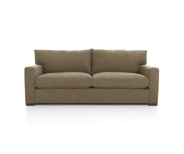 Crate & Barrel Axis II Sleeper Sofa