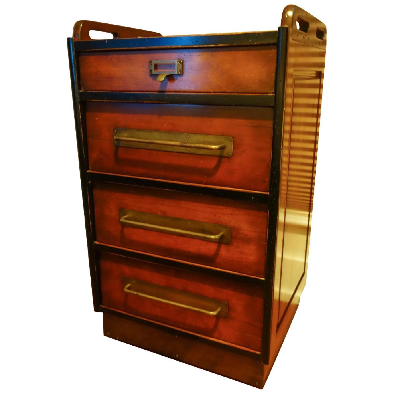 Authentic Models Drawers That Go Black