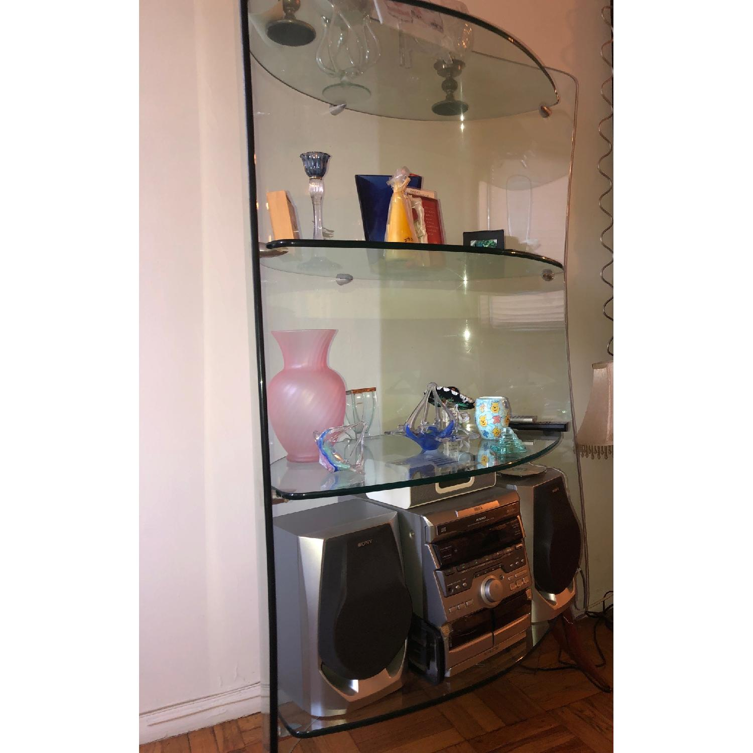 Glass Decor/Display Stand