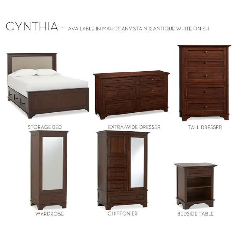 Pottery Barn Cynthia Storage Bed-5