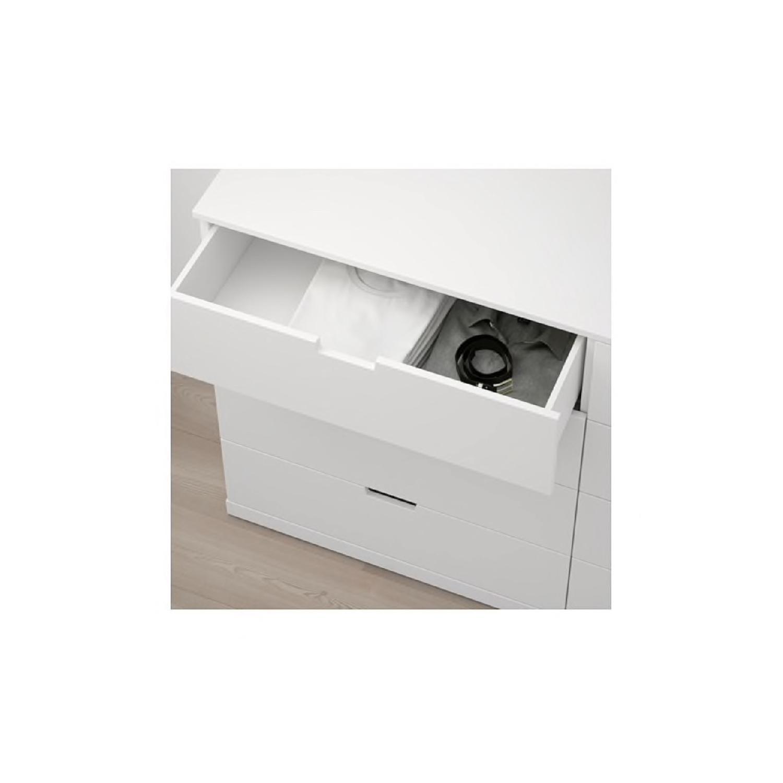 Ikea Nordli Eight Drawer Dresser - image-2