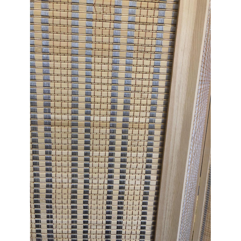 Wood 4-Panel Room Divider - image-3