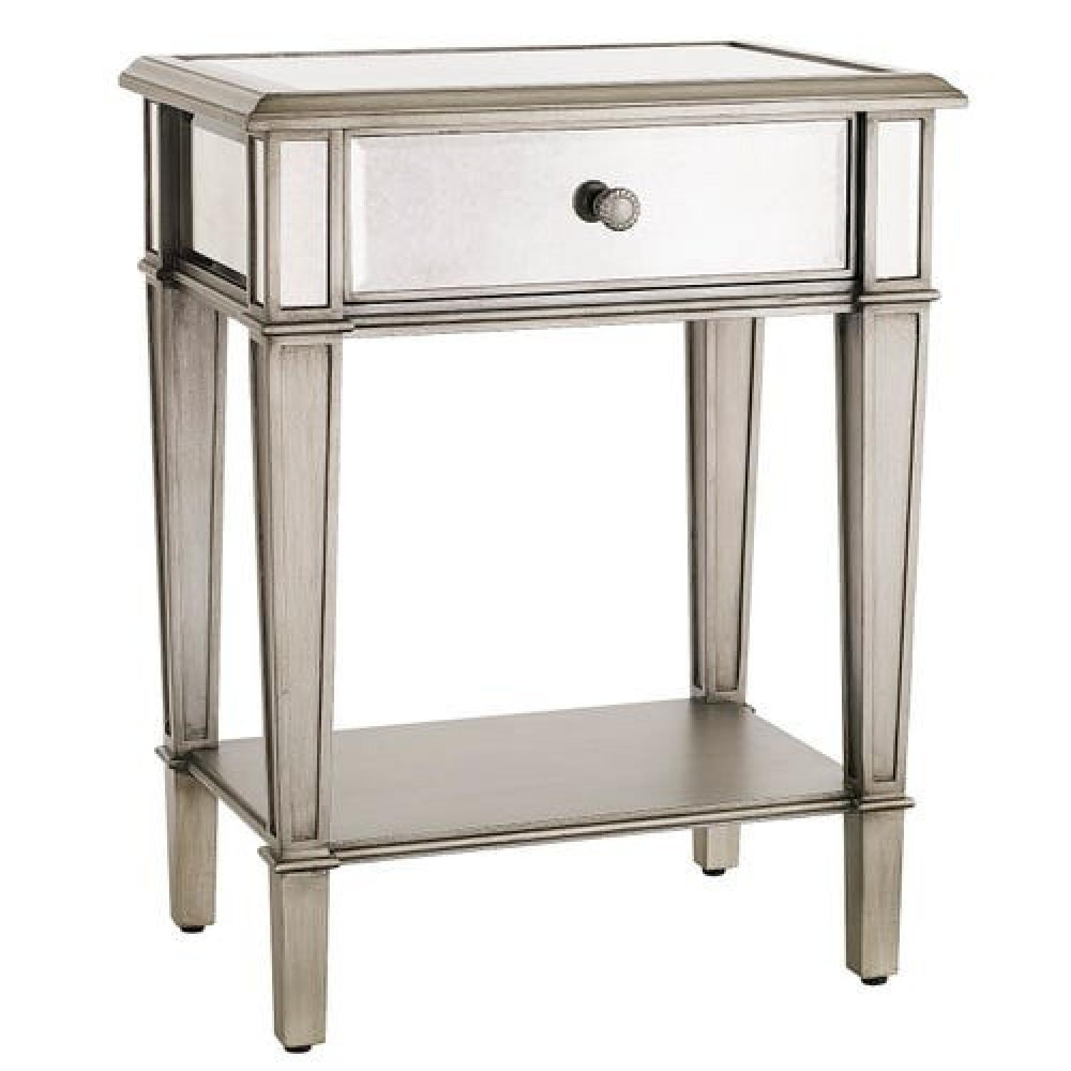 Pier 1 Hayworth Nightstands - image-0